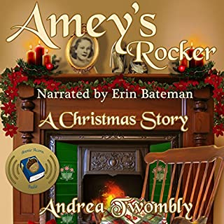 Amey's Rocker audiobook cover art