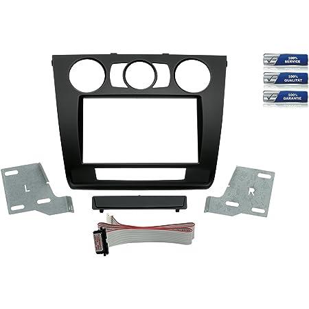 Carav 11 125 Doppel Din Autoradio Radioblende Dvd Dash Elektronik