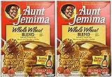 Aunt Jemima Whole Wheat Pancake Mix-35 oz