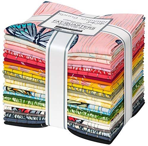 Jennifer Sampou Spring Shimmer 26 Fat Quarters Robert Kaufman Fabrics FQ-1727-26