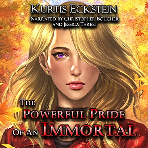 Couverture de The Powerful Pride of an Immortal