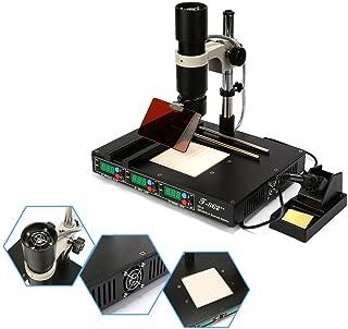 New T862++ BGA Rework Station Infrared IRDA Welder Soldering Welding Machine (T862++)