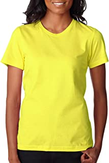 Anvil Ladies' Lightweight Bottom Hems Cotton T-Shirt