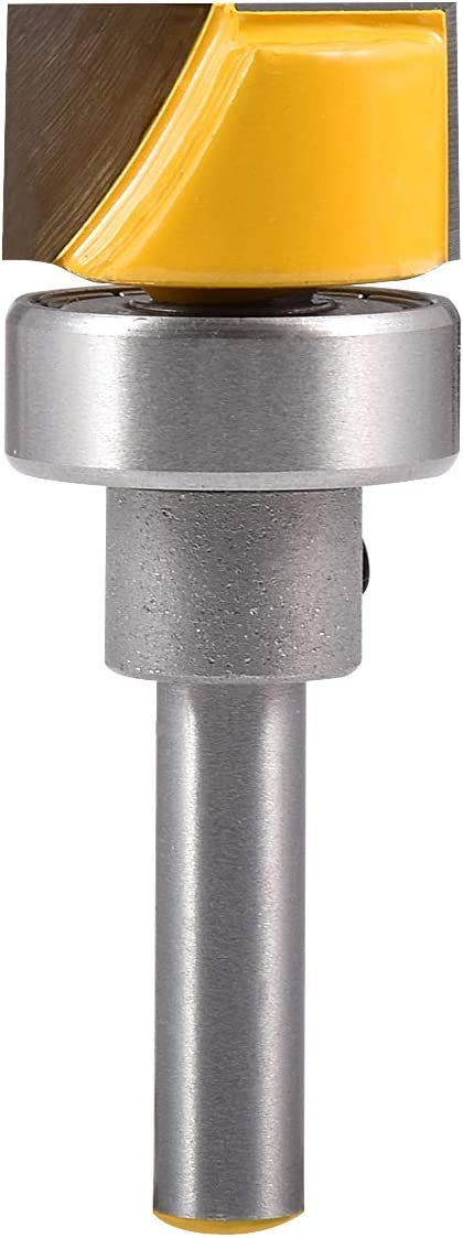 KATUR Flush Trim Hinge Mortising with Template B Router Bit Our shop OFFers Ranking TOP5 the best service