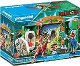 PLAYMOBIL Dinos 70507 - Caja de Juegos Dinoforscher, a Partir de 4 años