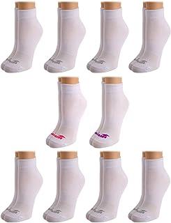 Avia Women's Lightweight Breathable Quarter Cut Ankle Socks (10 Pack)