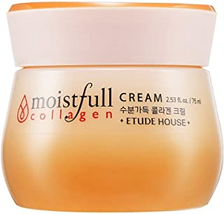 Etude House - Moistfull Collagen Facial Cream - 2.53 fl. oz.