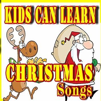 Kids Can Learn Christmas Songs