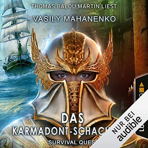 Das Karmadont-Schachspiel Titelbild