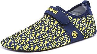 Mens Womens Fashion Durable Sole Barefoot Aqua Water Shoes for Beach Swim Drive Yoga Surf