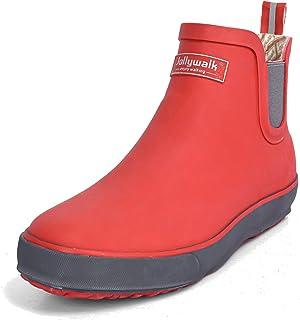 Women's Ankle Rain Boots Waterproof Garden Shoes...