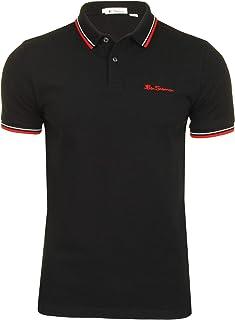 Ben Sherman Men's Signature Polo Shirt in White