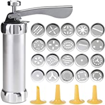 lzndeal pro Cookie Maker,Cookie Star Kitchen Cookies Press Cutter Baking Molds Maker Biscuit Machine(Easy to use, Crafting...