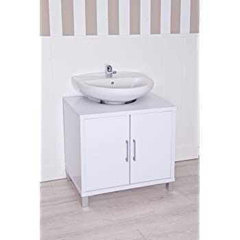 INTRADISA Mueble Bajo Baño Gala 8915 Blanco: Amazon.es: Hogar