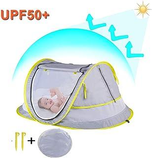 StillCool Infantil Cuna Pop Up Portátil Plegable Cama de viaje de Bebé Cunas con Mosquitera, para bebés de 0 – 3 años