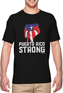 Puerto Rico Strong - Country Proud Pride Men's T-Shirt