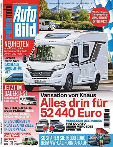 Auto Bild Reisemobil 10/2020