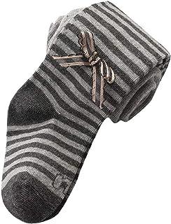 QinMM 0-4 años bebé niña Carta Arco Medias Pantimedias Lindo Pantalones panthorse Invierno otoño Caliente Térmicos Leggings Calcetines Tejer Elásticos