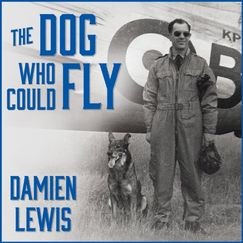 The Dog Who Could Fly audiobook cover art