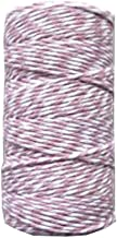Bakers Twine 109yd - Decorative Bakers Twine for DIY Crafts and Gift Wrapping,A9