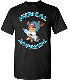 Tony Chopper Medical Approval One Piece T-Shirt
