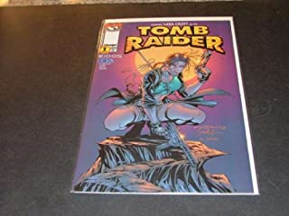 36 Issues Tomb Raider 1-12, Tomb Raider Witchblade Uncirculated