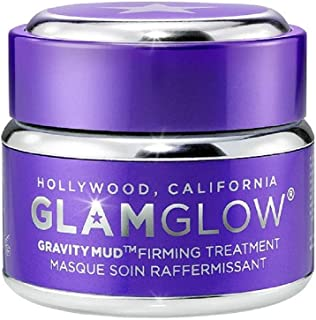 (1) GLAMGLOW GRAVITYMUD Firming Treatment Mini size 0.5 oz/ 15 g
