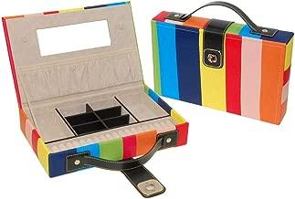 Multicolor Polipiel Grande DOREX Joyero Cl/ásico