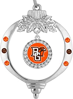 bowling green state university christmas ornaments