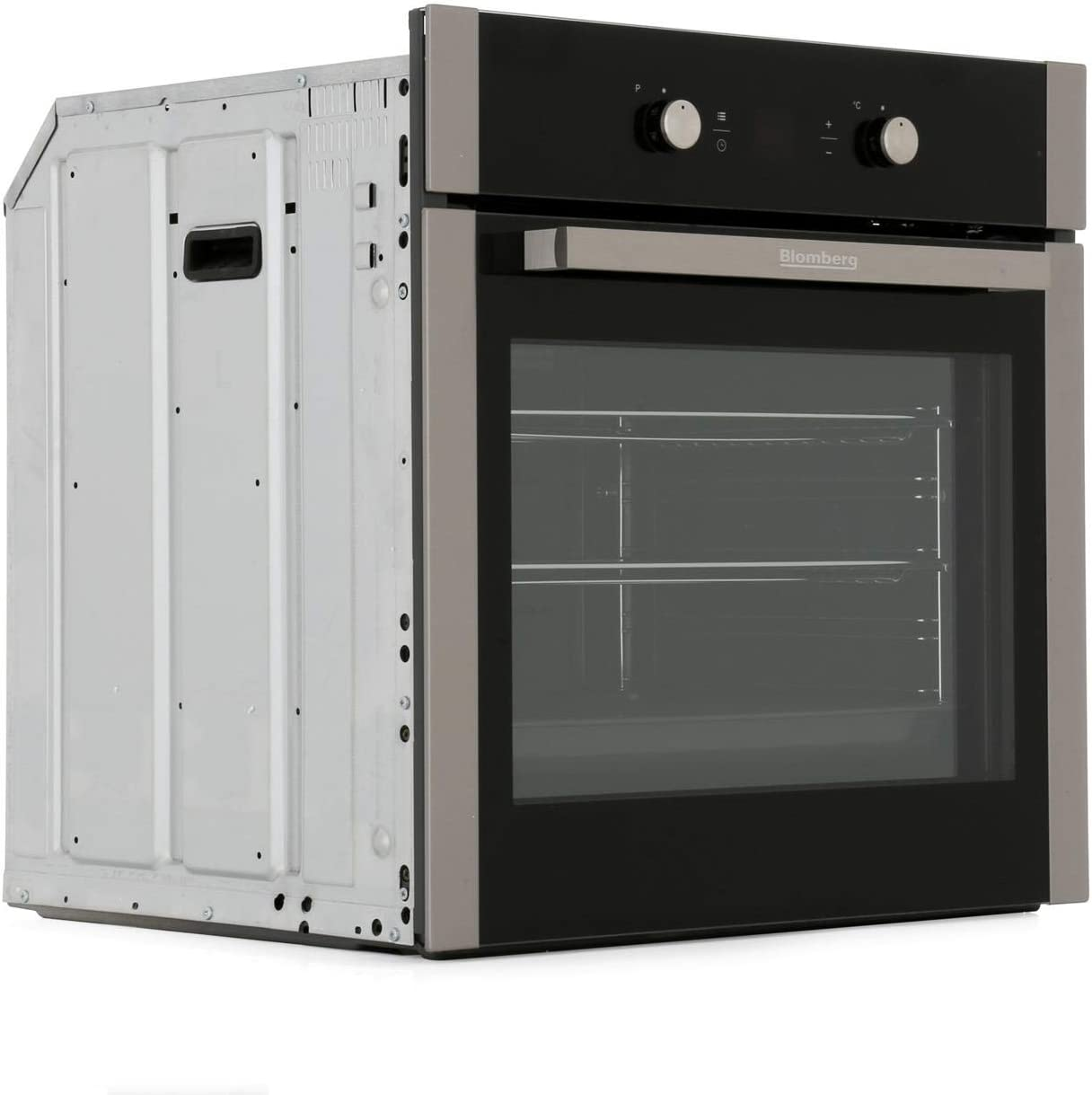 blomberg single electric oven
