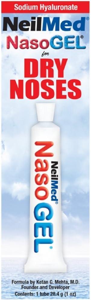 NeilMed NasoGEL for Dry Noses of Pack 1 oz NEW 12 Ranking TOP14
