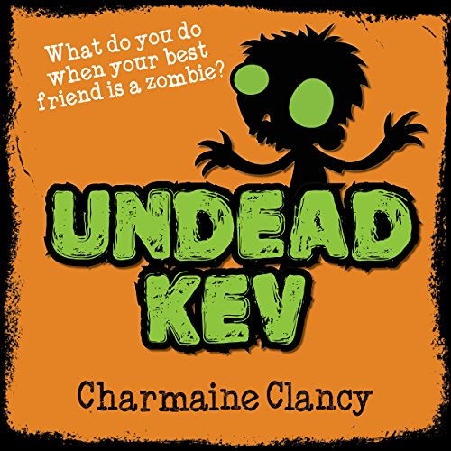 Undead Kev audiobook cover art