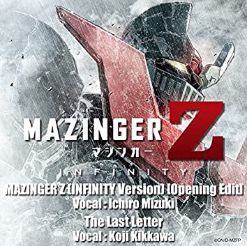 MAZINGER Z : INFINITY - Opening & Ending Themes