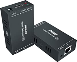 HDMI Extender 1080p@60Hz, 3D, Over Single Cat5e/Cat6/Cat 7 Cable Full HD Uncompressed..