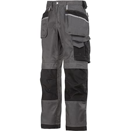 Snickers 32127404042 Craftsmen Trousers Duratwill Size 42 in Anthracite