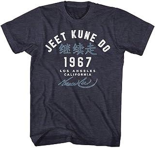 Bruce Lee - - La camiseta de los hombres de la Academia '67