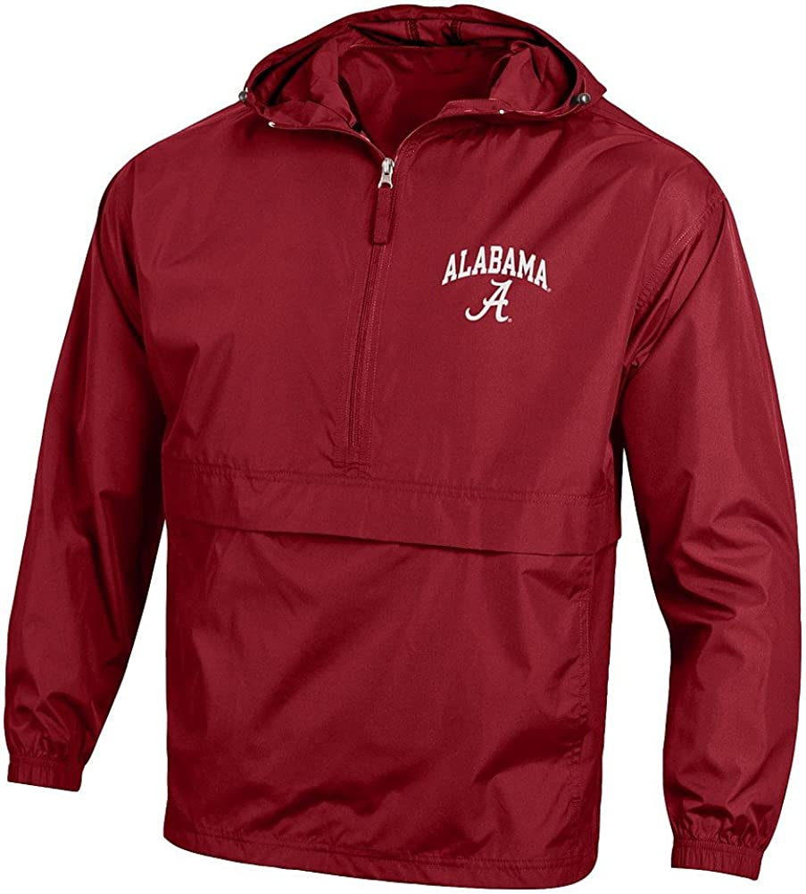 Elite Fan Shop NCAA Packable Jacket