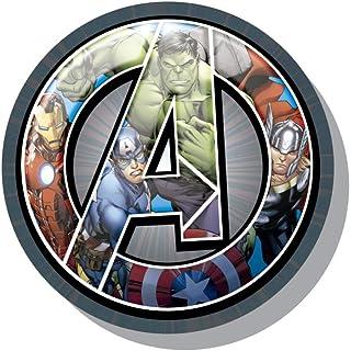 28 x 33 cm Superhelden Thor Marvel Avengers Nackenkissen Reisekissen f/ür Kinder Hulk Captain America und Iron Man