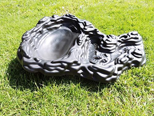 Campo24 Bachlaufschalen, Bachlauf, Verschiedene Größen (Typ B (ca. 80 cm x 63 cm))