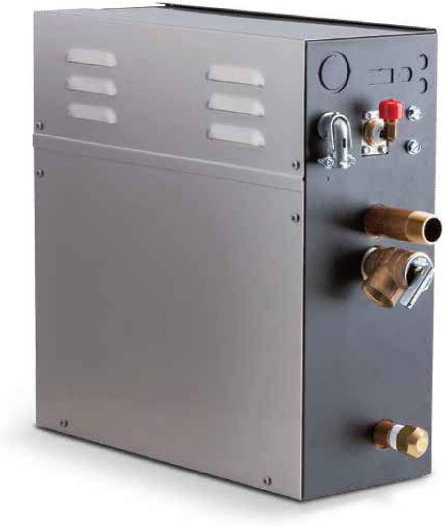 10 KW Steam Outstanding Bath Generator Steamist Time 250 with Super-cheap Digital SMP-10