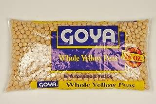 Goya Whole Yellow Peas 16 oz - Arvejas Amarillas (2 16oz packs)