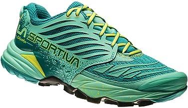 La Sportiva Akasha - Zapatillas para correr - Turquesa/Azul petróleo 2017