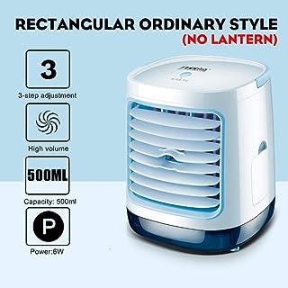 Aire Acondicionado Portátil Ventilador De Enfriamiento De Aire Mini Refrigerador De Aire USB Humidificador De Escritorio Purifica para La Oficina En El Hogar del Automóvil-1