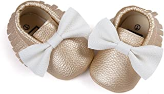 Amiley Baby Boots, Toddler Baby Bowknot Tassels Shoes Soft Sole Sneakers Casual Shoes