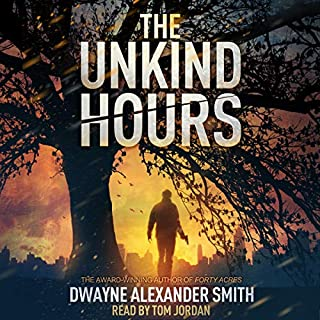 The Unkind Hours audiobook cover art