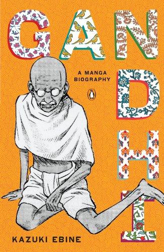 Gandhi: A Manga Biography (English Edition)