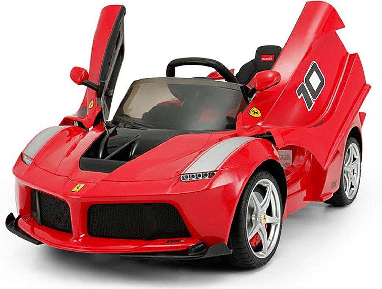 barato Ferrari Electric Ride On Coche Coche Coche - Licensed LaFerrari Coche For Kids - 12v - rojo  para mayoristas