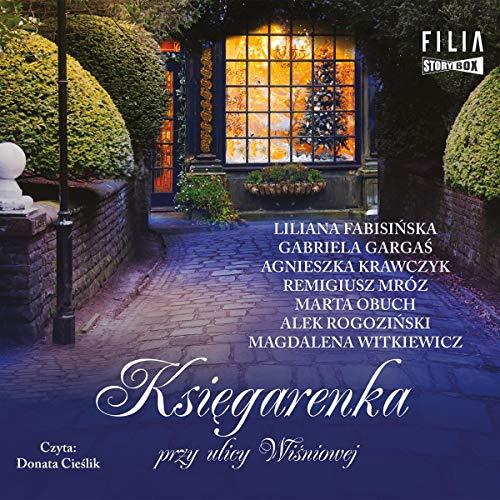 Księgarenka przy ulicy Wiśniowej cover art