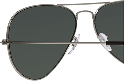 Gunmetal/Natural Green Polarized
