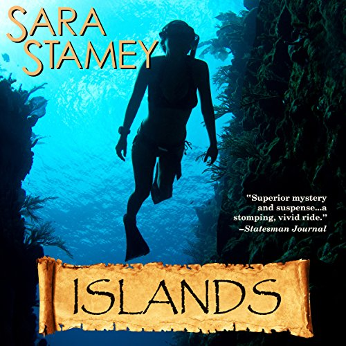 Islands audiobook cover art